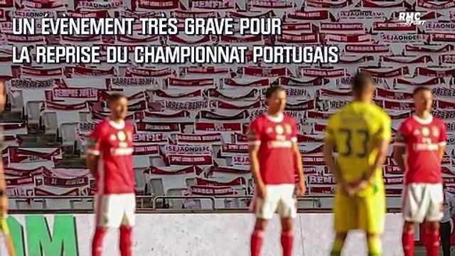 Benfica : Le beau message de soutien de Dortmund pour Weigl, encore victime d'une attaque
