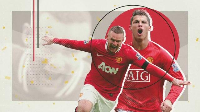 Les plus beaux buts de l'histoire de Manchester United