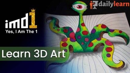 Learn 3D Art