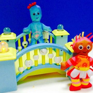 In The Night Garden Musical Bridge Toy