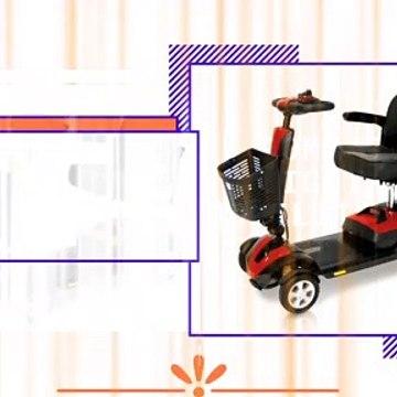 Astounding Roma Denver Compact Mobility Scooter