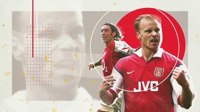 Les plus beaux buts de l'histoire d'Arsenal