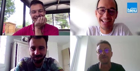 Les animateurs de France Bleu Provence font leur retour sur l'antenne