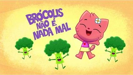 Playkids - Brocólis Não É Nada Mal