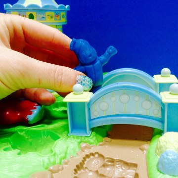 Play-doh In The Night Garden Iggle Piggle Toy Set