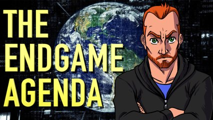 The Endgame Agenda (With Fiona Marie Flanagan)