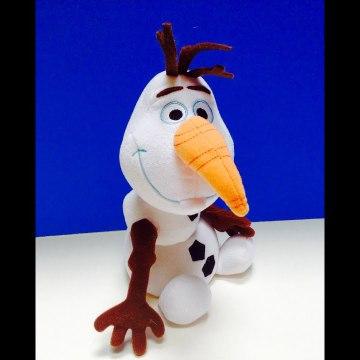 Olaf Pull Apart Stuffie Toy Disney Frozen