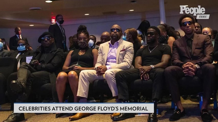 At George Floyd Memorial, Brother Says: 'Everybody Wants Justice for George. He's Going to Get It'