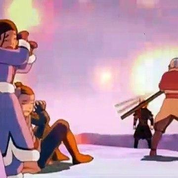 Avatar The Last Airbender Season 1 Episode 2 - The Avatar Returns