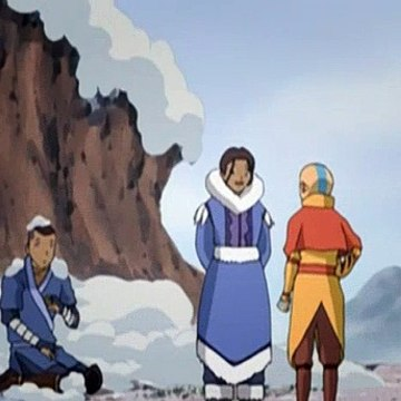 Avatar The Last Airbender Season 1 Episode 3 - The Southern Air Temple