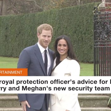 Prince Harry and Meghan's New Detail