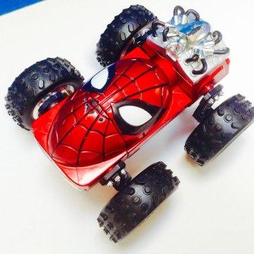 Spider-Man Marvel Monster Truck Transforms