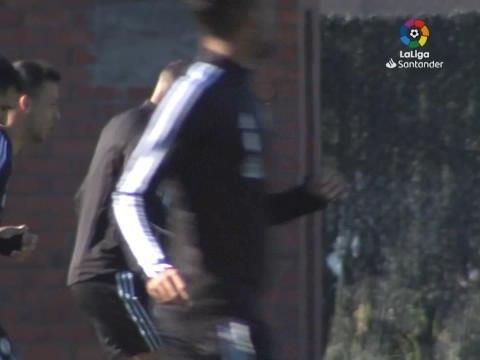 Valladolid - Ben Arfa se prépare pour la reprise