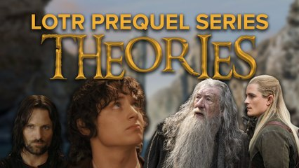 Lord of the Rings Prequel Series - EVERYTHING We Know So Far