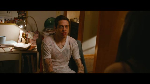 The King of Staten Island Movie Clip - Will You Be Okay?