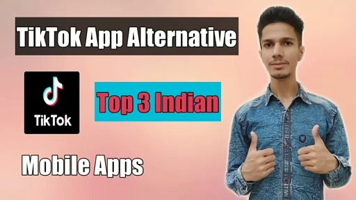 Best TikTok App Alternative Indian Apps   TikTok A...