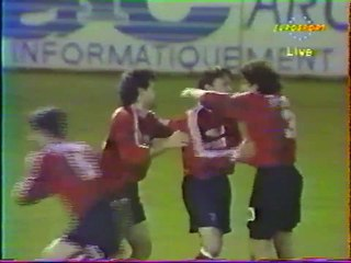 26/03/94 : Loïc Lambert (86') : Charleville-Rennes (0-1)