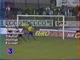 23/04/94 04 : Laurent Huard (25') : Gueugnon - Rennes (1-1)