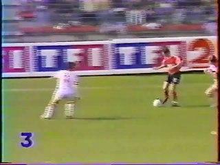 30/04/94 : Sylvain Wiltord : Rennes-Nancy (2-0)