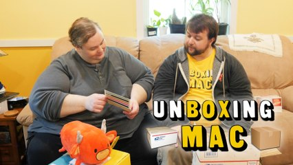 UnBoxing Mac 35: NEW Aussie Krafts, Japanese Candy Kit, Publix Duplicates