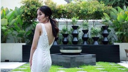 ปอย - ตรีชฎา กับเบื้องหลังแฟชั่นชุดแต่งงานสวยๆ จากนิตยสารแพรว wedding