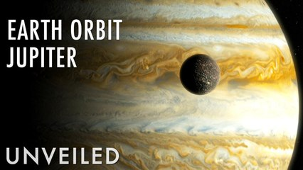 Could Earth Orbit Jupiter? | Unveiled
