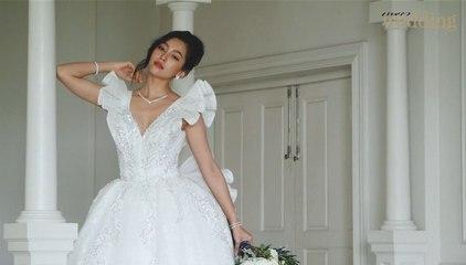 Behind The Scene แฟชั่นชุดแต่งงาน เบลล่า ราณี นิตยสารแพรว wedding ฉบับเดือนตุลาคม 2562