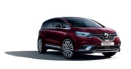Nuevo Renault Espace 2020