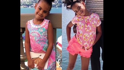 11.Beyonce's Daughter - 2018 (Blue Ivy Carter)