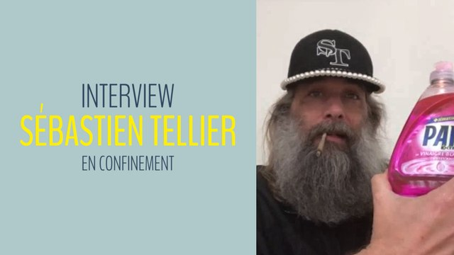 Sébastien Tellier : interview en confinement