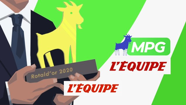Découvrez les Rotald'Or, les trophées de MPG et L'Equipe - Foot - L1