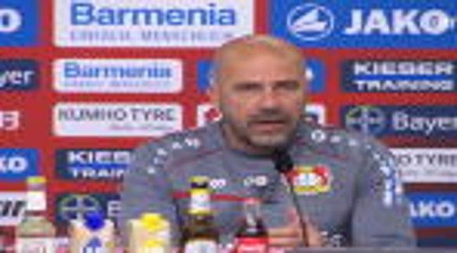 """Leverkusen - Bosz : """"Havertz ne sera pas dans l'équipe"""""""