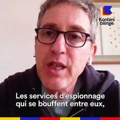 """Run The Show avec Éric Rochant, créateur du """"Bureau des Légendes"""""""
