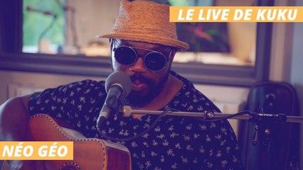 Le live hommage de Kuku à George Floyd | Néo Géo