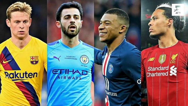 Une équipe à 1,5 milliard d'euros : le onze des joueurs les plus chers