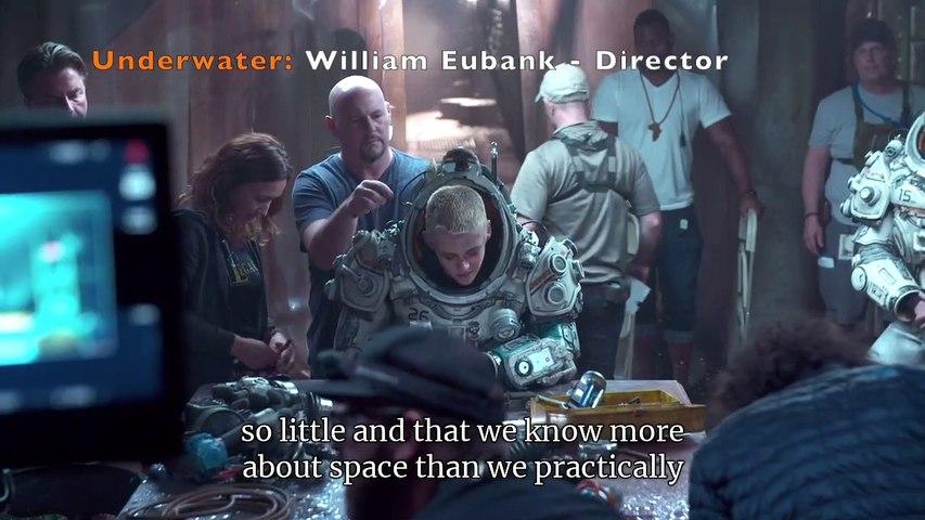 Underwater: William Eubank - Director (Captioned by Zubtitle)