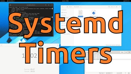 Systemd Timers