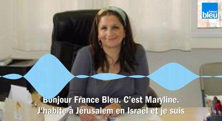 Le confinement vu de Jérusalem par Maryline, Provençale du bout du monde