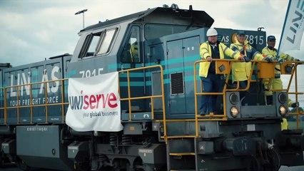 Vidéo Liège Container