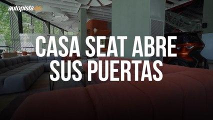 Casa Seat abre sus puertas en Barcelona