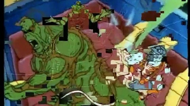 Swamp Thing S01E04 Legend of the Lost Cavern