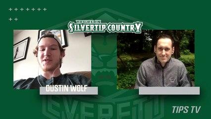 Silvertips Interview: Dustin Wolf, CHL Goaltender of the Year