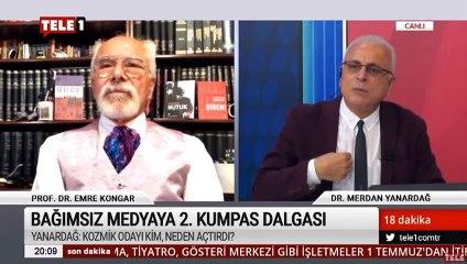 Dr. Merdan Yanardağ: İYİ Parti Ayasofya oyununu bozdu; 'hadi ibadethane yapalım' dedi, AKP ve MHP oylarıyla reddedildi