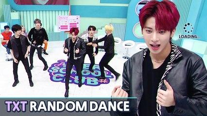 [AFTER SCHOOL CLUB] TOMORROW X TOGETHER's random dance (투모로우바이투게더의 랜덤댄스)