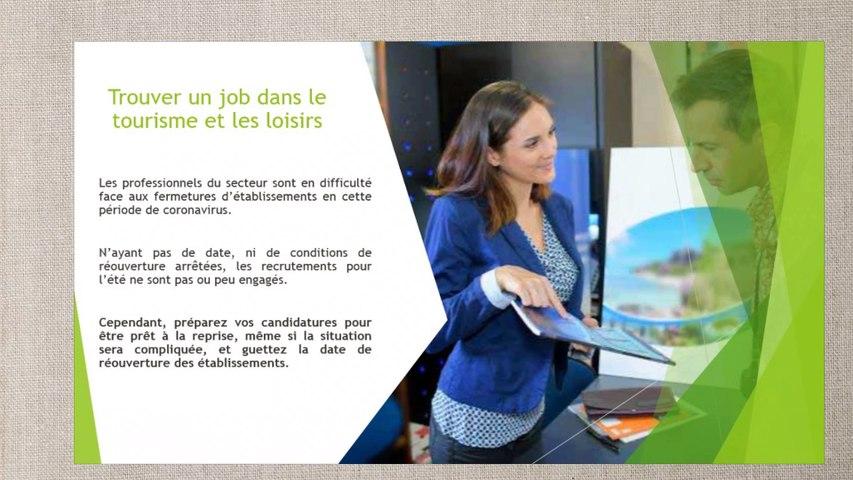 Les conseils des Jobs d'été CRIJ HDF Juin 2020