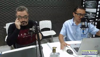 Veja e reveja o programa Cidade Notícia desta quarta-feira (10) pela Líder FM de Sousa-PB