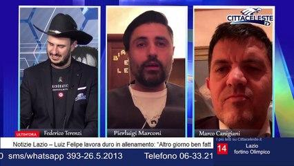 Canigiani su CITTACELESTE TV