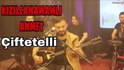 Kızılcahamamlı Ahmet - Bir Elimde Sarımsak - Çiftetelli - 2020 Yeni Klip
