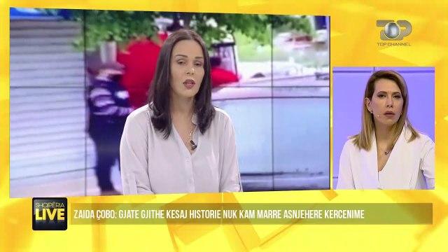 Flet nëna e 15 vjeçarit, që i kërkoi falje drejtori i policisë - Shqipëria Live, 9 Qershor 2020