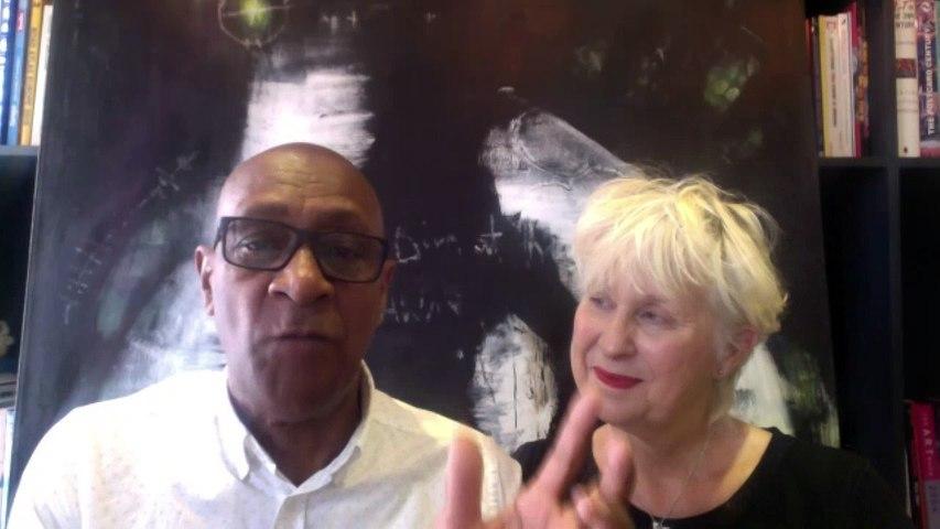 Andrew Eborn presents Drumathon Special with Errol Kennedy & Bev Sage Kennedy
